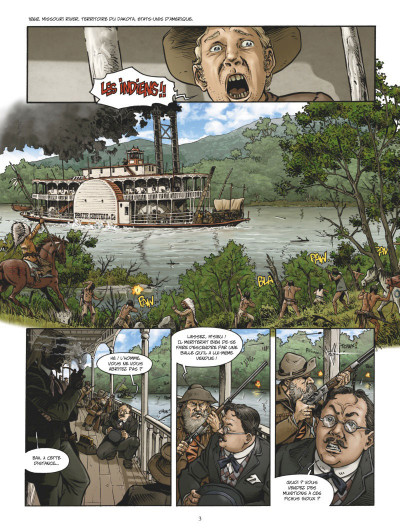 Page 1 Les sentiers de la guerre tome 1