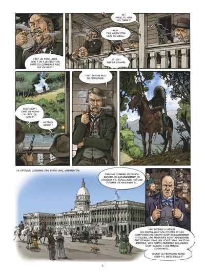 Page 2 Les sentiers de la guerre tome 1