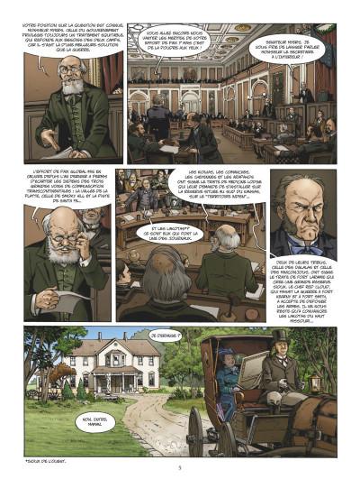 Page 3 Les sentiers de la guerre tome 1