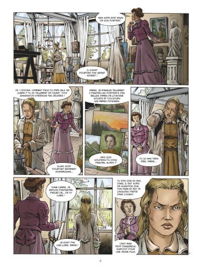 Page 4 Les sentiers de la guerre tome 1