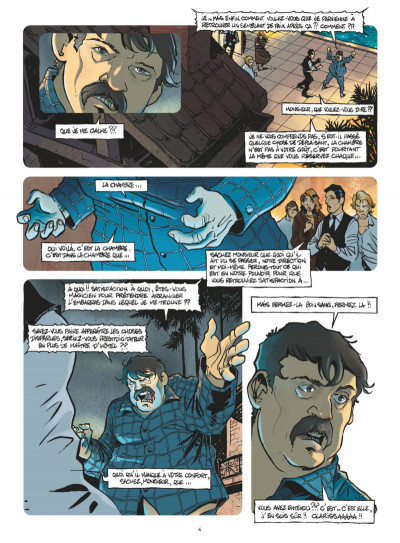 Page 4 24 heures de la vie d'une femme