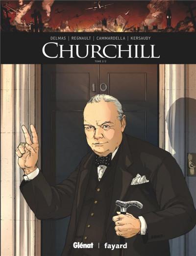 Couverture Churchill tome 2
