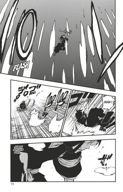 Page 0 Bleach tome 72
