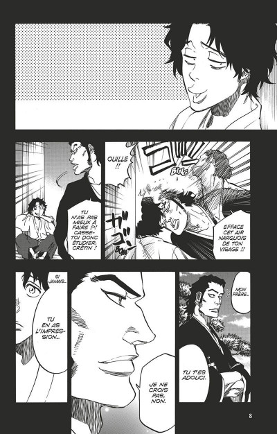 Page 7 Bleach tome 72