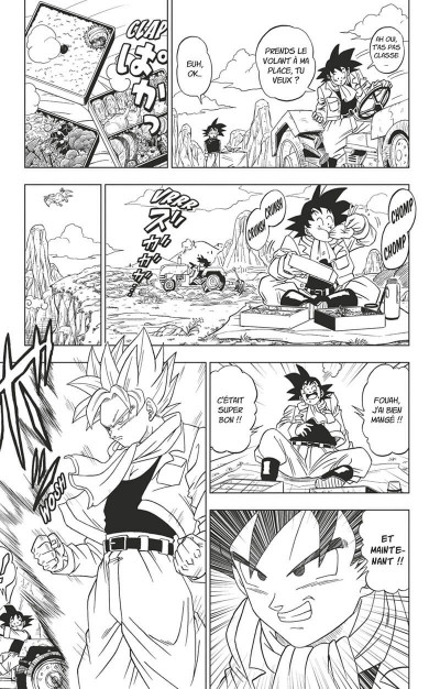 Page 8 Dragon Ball Super tome 1