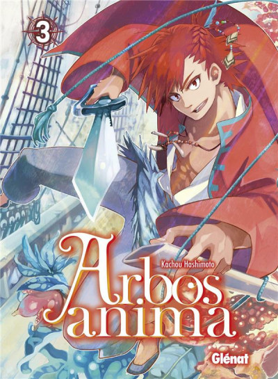 Couverture Arbos anima tome 3