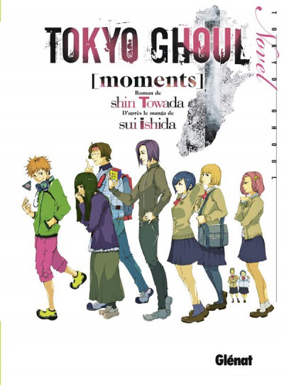 Couverture Tokyo ghoul - roman tome 1