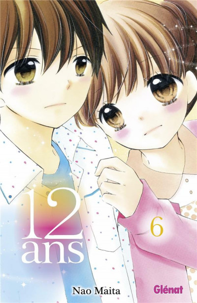 Couverture 12 ans tome 6