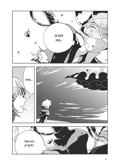 Page 7 L'ère des cristaux tome 6
