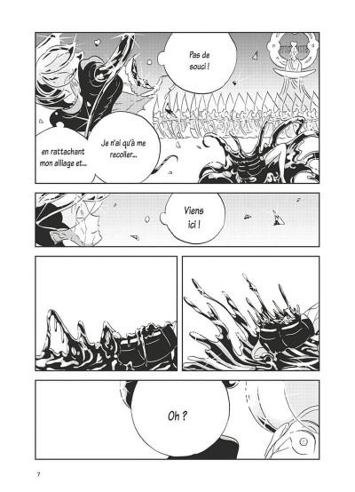 Page 8 L'ère des cristaux tome 6