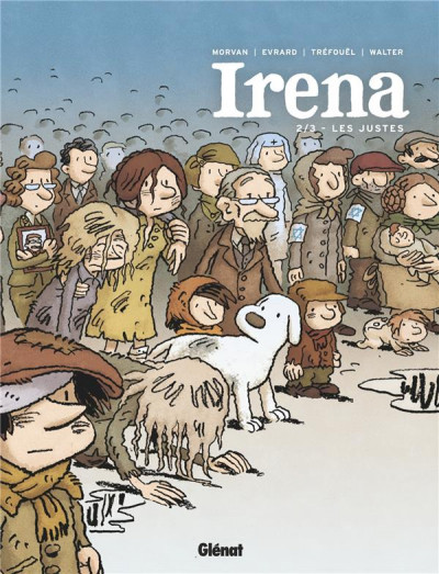 Couverture Irena tome 2
