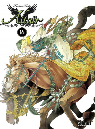 Couverture Altair tome 16