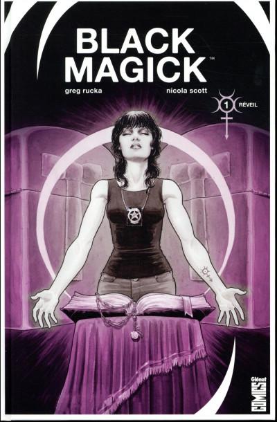 Couverture Black Magick tome 1