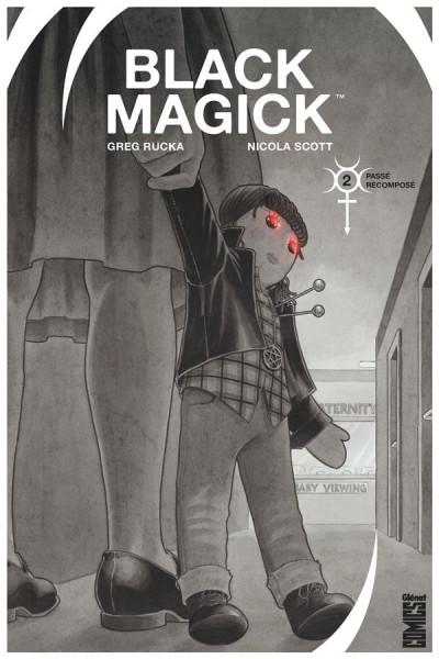 Couverture Black magick tome 2