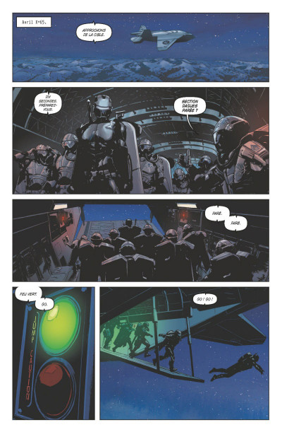 Page 1 Lazarus tome 5
