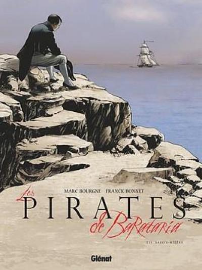 Couverture Les pirates de Barataria tome 11