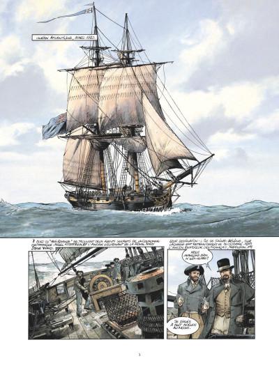 Page 1 Les pirates de Barataria tome 11