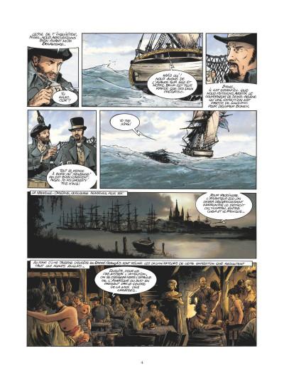 Page 2 Les pirates de Barataria tome 11
