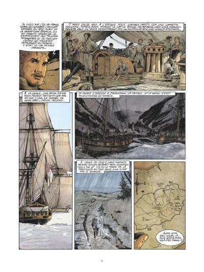 Page 4 Les pirates de Barataria tome 11