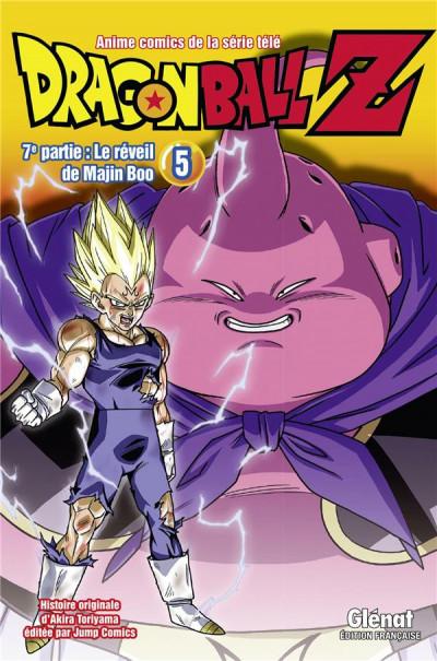 Couverture Dragon Ball Z - Cycle 7 tome 5 - Le Réveil De Majin Boo