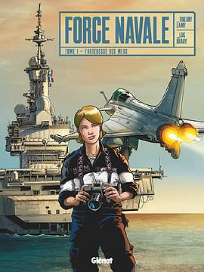 Couverture Force navale tome 1