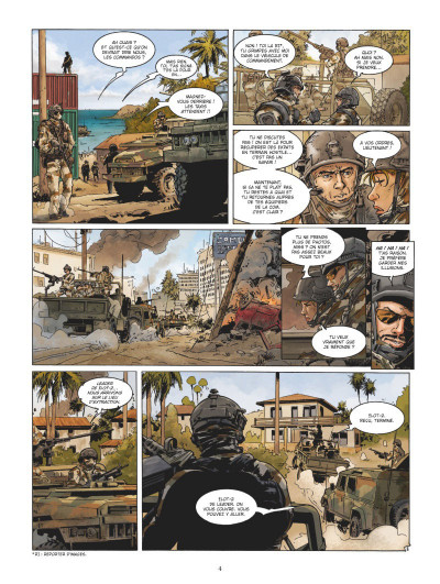 Page 2 Force navale tome 1