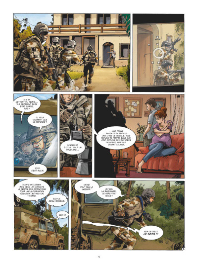 Page 3 Force navale tome 1