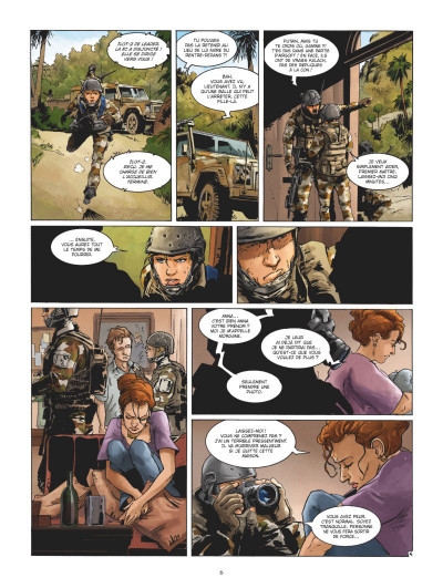 Page 4 Force navale tome 1