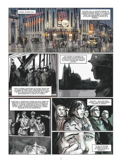 Page 1 Le choix du roi tome 2