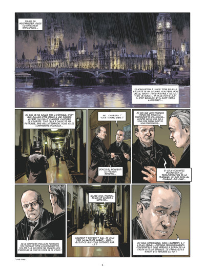 Page 2 Le choix du roi tome 2