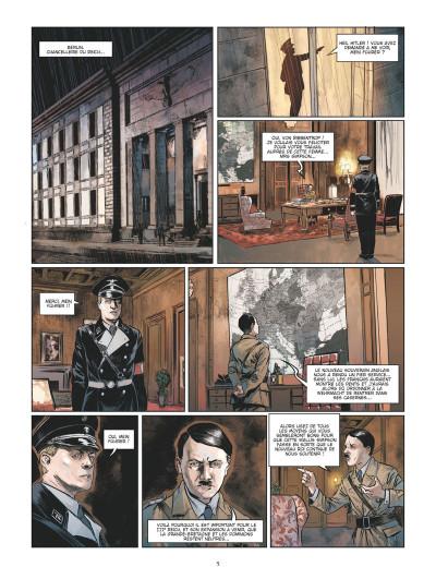 Page 3 Le choix du roi tome 2