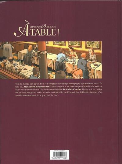 Dos Châteaux Bordeaux - À table ! tome 1