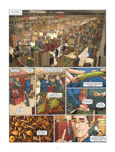 Page 1 Châteaux Bordeaux - À table ! tome 1
