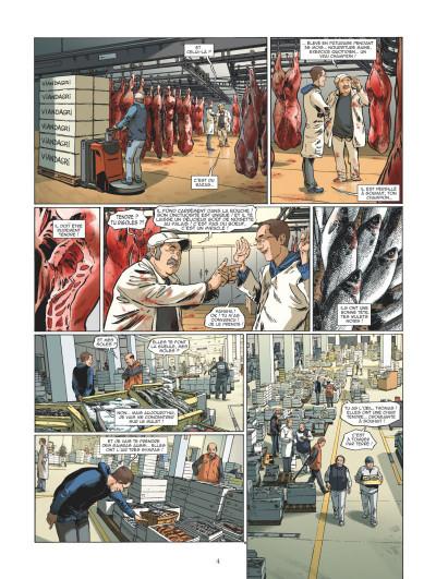 Page 2 Châteaux Bordeaux - À table ! tome 1