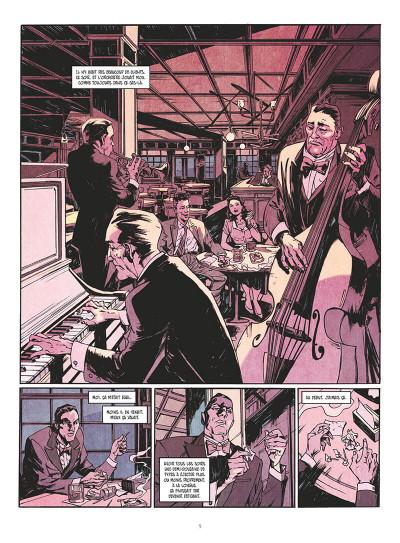 Page 6 Les morts ont tous la même peau