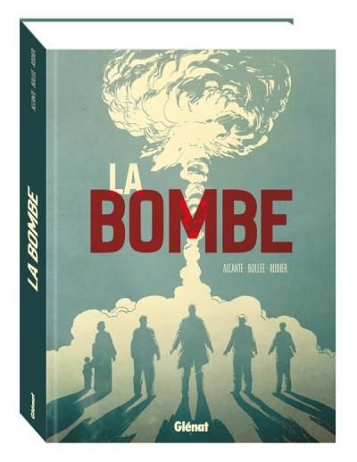 Couverture La bombe