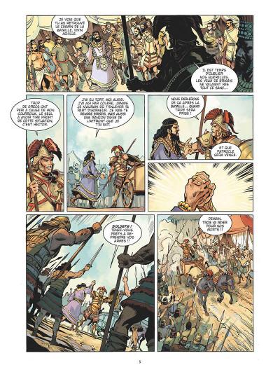 Page 8 L'iliade tome 3