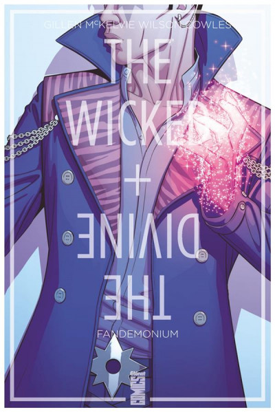 Couverture The wicked + the divine tome 2