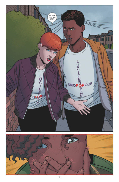 Page 2 The wicked + the divine tome 2