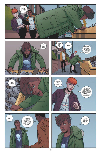 Page 3 The wicked + the divine tome 2