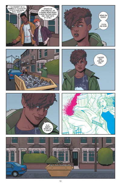 Page 4 The wicked + the divine tome 2