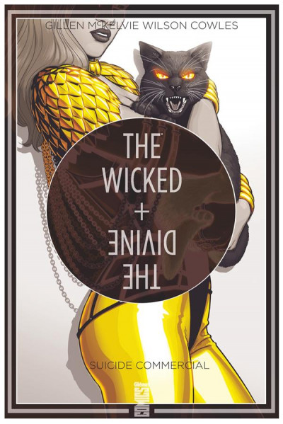 Couverture The wicked + the divine tome 3