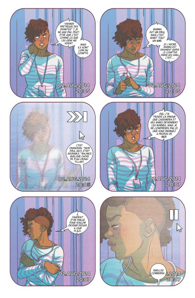 Page 1 The wicked + the divine tome 3