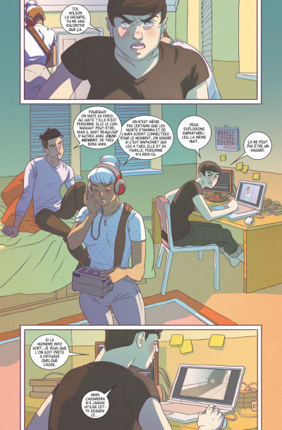 Page 2 The wicked + the divine tome 3