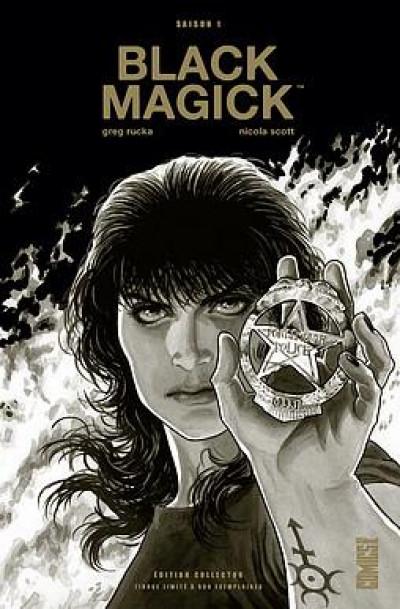 Couverture Black magick - édition collector tome 1