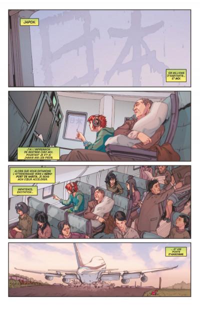 Page 1 Wayward tome 1