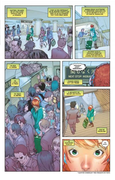 Page 3 Wayward tome 1