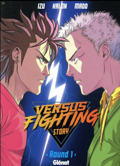 Couverture Versus fighting story tome 1
