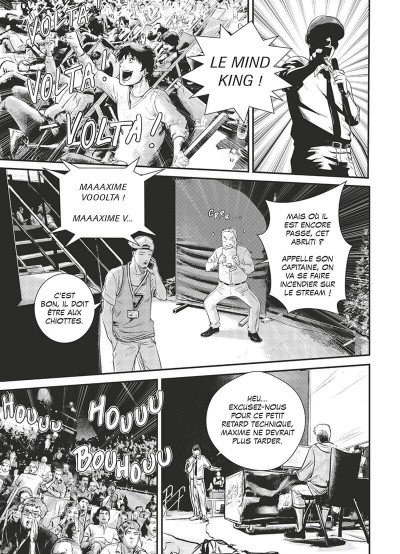 Page 8 Versus fighting story tome 1