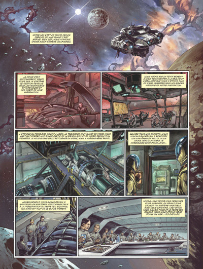Page 3 Colonisation tome 2